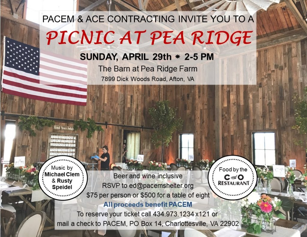 PACEM invite