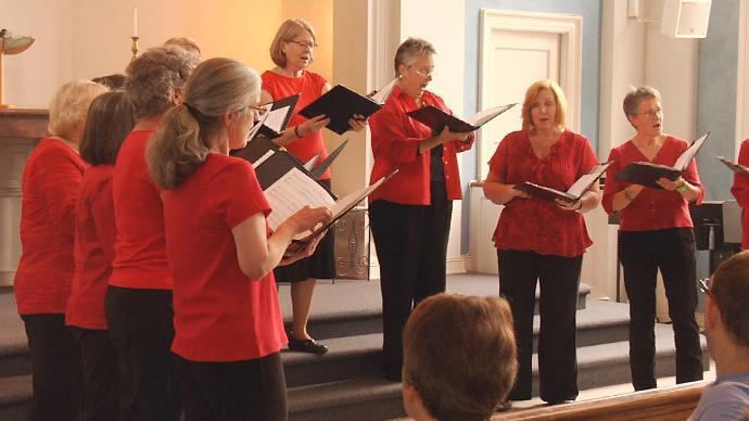 A cappella concert benefits PACEM