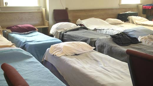 Albemarle Co. Church Providing Safe Space for Homeless