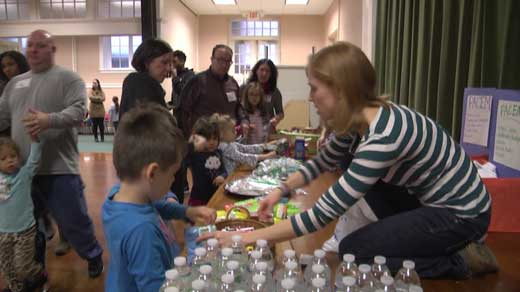 Community Members Create Care Packages for Homeless