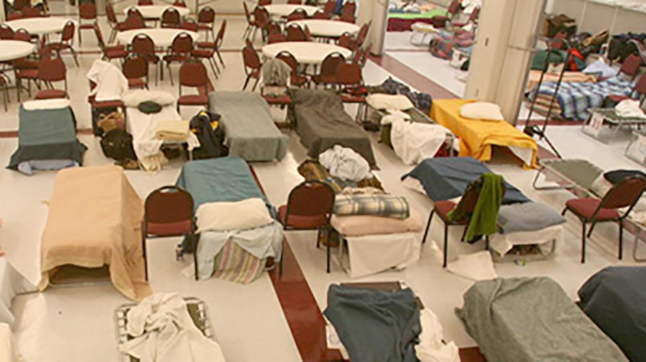 As Temps Drop, PACEM Opens Doors to Homeless