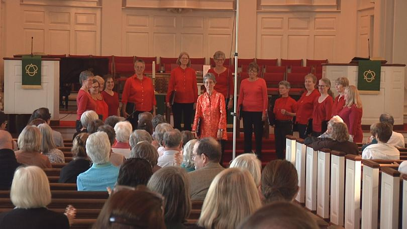 A capella group helps raise funds for PACEM shelter