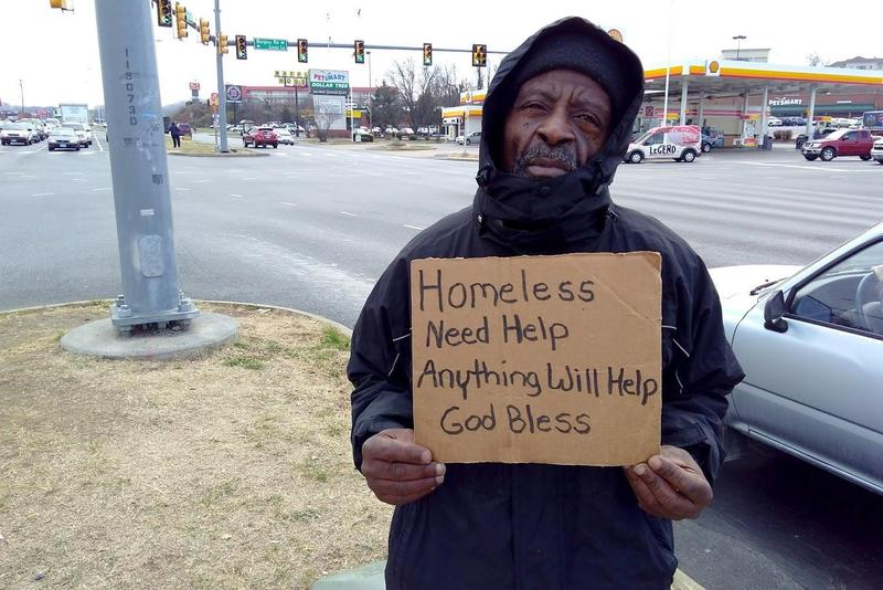 Panhandlers, and Guidelines to Help