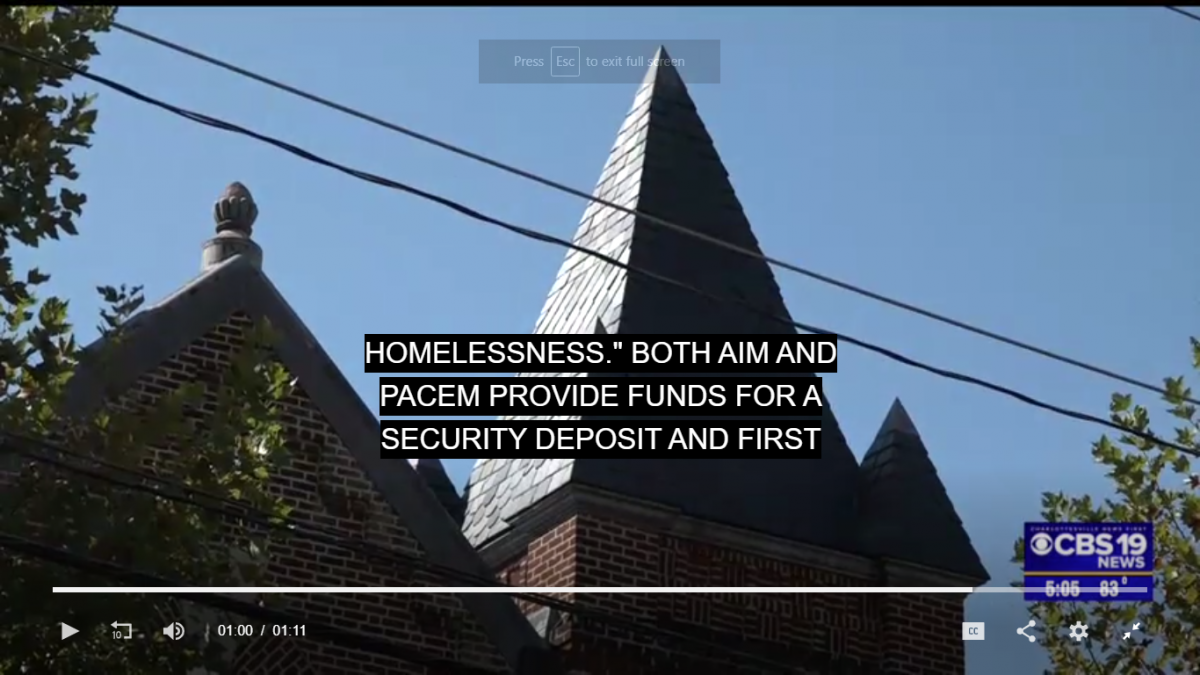 Secure Seniors Program is a success for the homeless