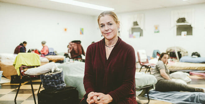 Answering the call: PACEM seeks to create a permanent women's shelter